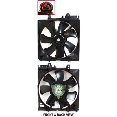 99-02 sb forester cond motoventilador