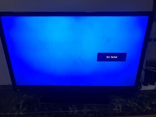 (9)tv led hitachi  modelo cdh-le32fd14 usado leer