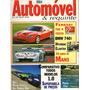 Automóvel & Requinte N°6 Bmw 740i Hyundai Elantra Gol Palio