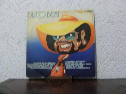 Lp Vários - Disco Beat (internacional) Original