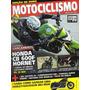 Motociclismo N°164 Ago/2011 Honda Cb 600f Hornet Ténéré 900r