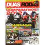 Duas Rodas N°435 Dez/2011 Cbr 600f Xj6 Gsx 650f Gt r650 Er 6