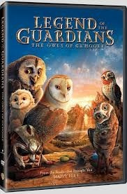 °°° Película En Dvd Legend Of The Guardians (original) °°°