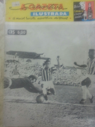 Gazeta Esportiva N° 149, De Dezembro De 1959. Original
