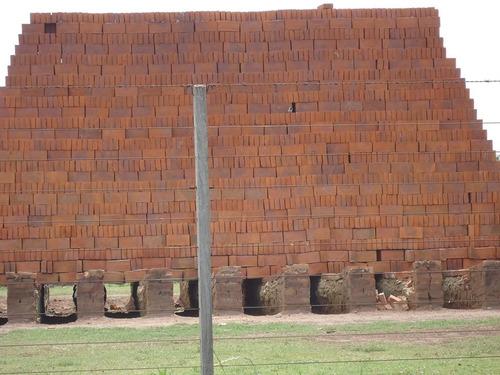 Ladrillos Comunes, Media Vista Y Vista Chacabuco