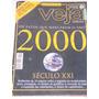 Revista Veja Especial 100 Fatos Que Marcaram O Ano De 2000