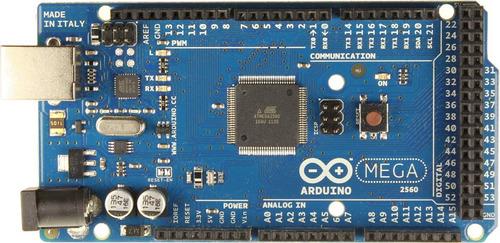 Arduino Mega 2560  R3 + Cable Usb