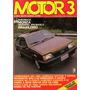 Motor 3 N°22 Monza Hatch Sl/e Honda Cb 750 C Pampa Genebra