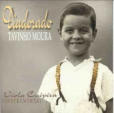 Cd-**tavinho Moura**    **diadorado** Original