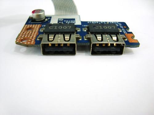 Placa Usb P/ Notebook Acer Aspire 5250 5252 Original