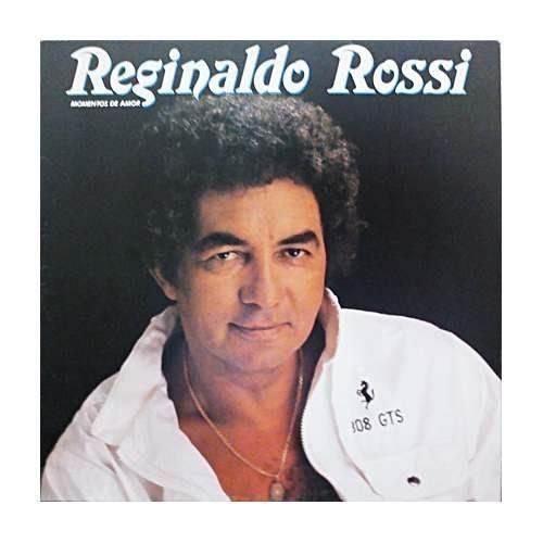 Cd - Reginaldo Rossi: Momentos De Amor 1989 Original