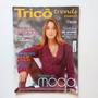 Revista Tricô Trends Inverno Vestidos Blusas Poncho Bb998