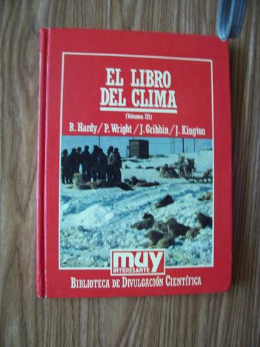 El Libro Del Clima-tomos- 2-3-bib.muy Interesante-orbis-op4