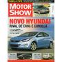 Motor Show Nº338 Passat Variant Hyundai Elantra Jac J3 March