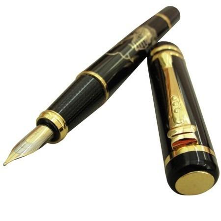 Caneta Tinteiro Caligrafia 826 Tradicion +refil *+barat Original