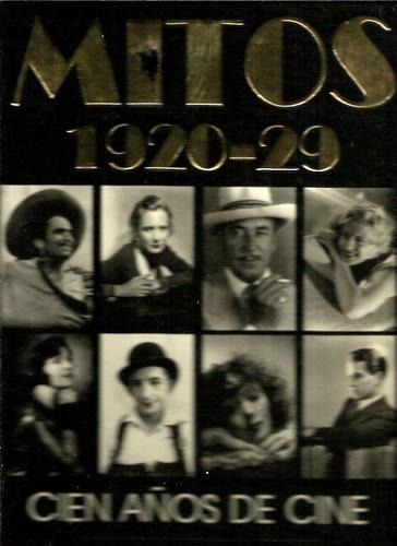 Mitos 1920/29 - Cien Años De Cine Original