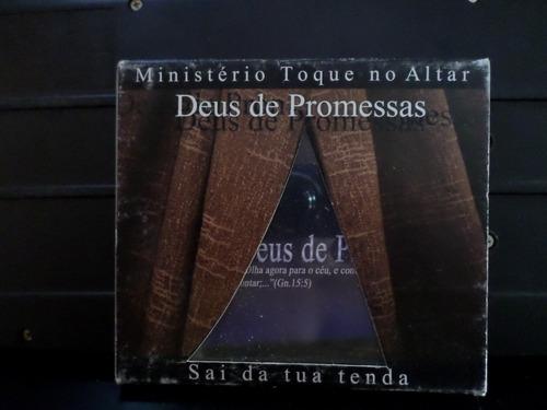 Toque No Altar - Deus De Promessas !! Original