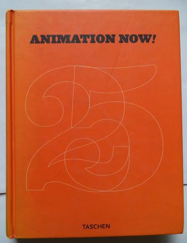 Livro Animation Now Taschen Original