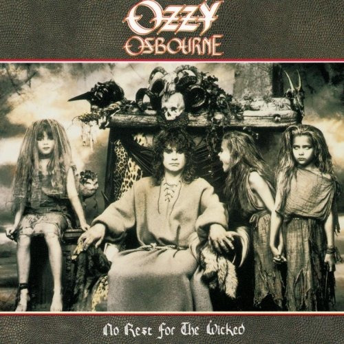 Cd - Ozzy Osbourne - No Rest For The Wicked - Nac Original