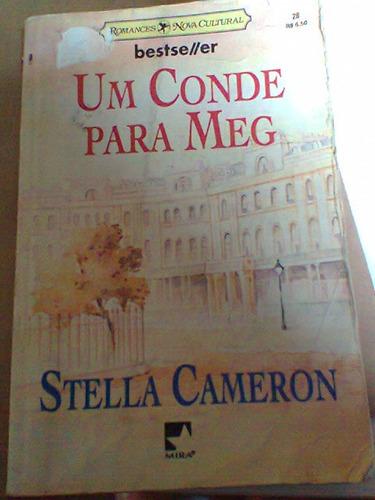 Um Conde Para Meg -stella Cameron. Original