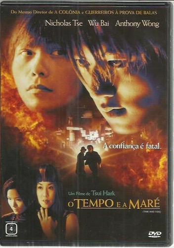Dvd O Tempo E A Maré Original