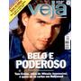 Tom Cruise: Capa & Matéria Da Veja De 21 Junho De 2000
