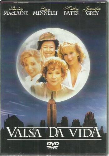 Dvd Valsa Da Vida Original