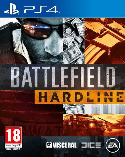 Oferta Battlefield Hardline Ps4 - Envio Inmediato