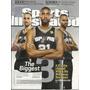 Sports Illustraded: Manu Ginobili / Tim Duncan & Tony Parker