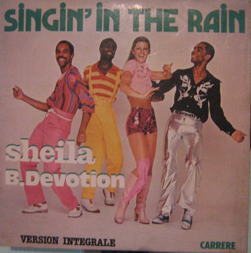 Sheila B. Devotion - Singin