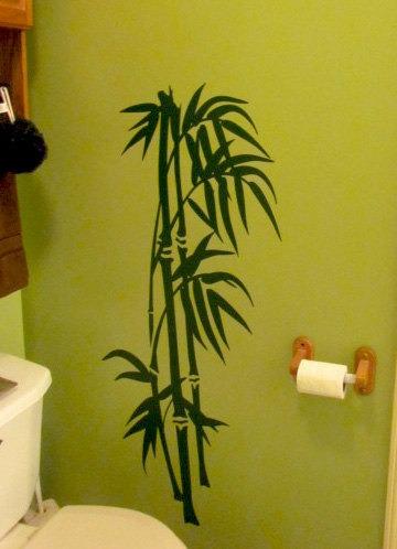 Vinilos Adhesivos Decorativos Bambu - 1m X 60cm