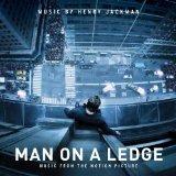 Cd Man On A Ledge By Henry Jackman Soundtrack Imp Original