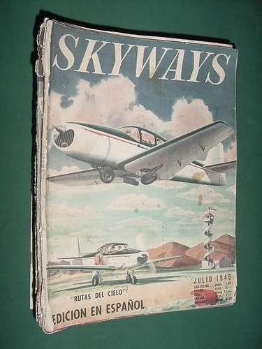 Revista Skyways Jul46 Equipos De Radio Taylorcraft Bc-12d