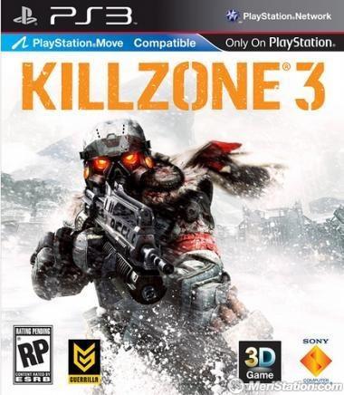 Killzone 3 - Compatible Con Ps Move - Ps3
