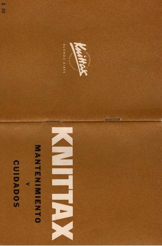Maquina De Tejer Knittax- Manuales (2)