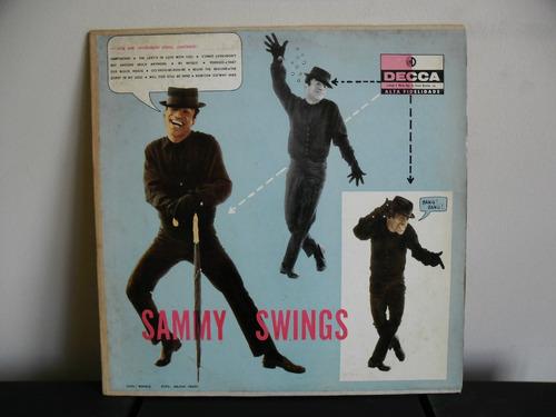 Vinil Sammy Swings - Temptation Original