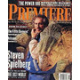 Steven Spielberg / Jurassic Park: Capa Matéria Da Premiere