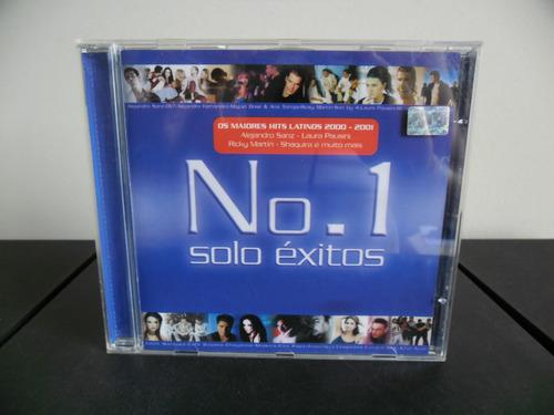 Cd No 1 Solo Exito : Hits Latinos Original
