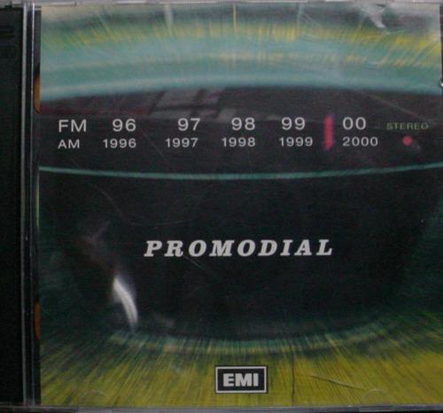 Cd  Duplo    Promodial   -   Emi     -   B150 Original