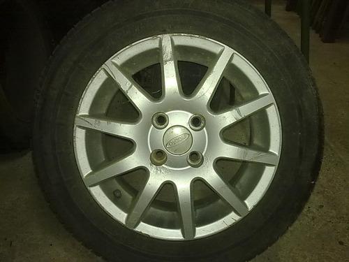 Roda De Aluminio Liga Rodão 14 Original
