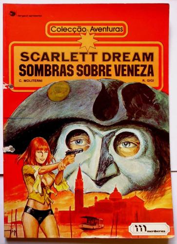 Coleção Aventura Scarlett Dream  Editora Meriberica Original