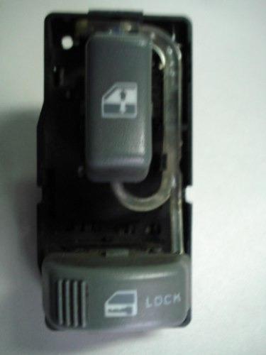 Botão Trava Das Portas E Interruptor Do Vidro Ss10 V6 Vortec Original