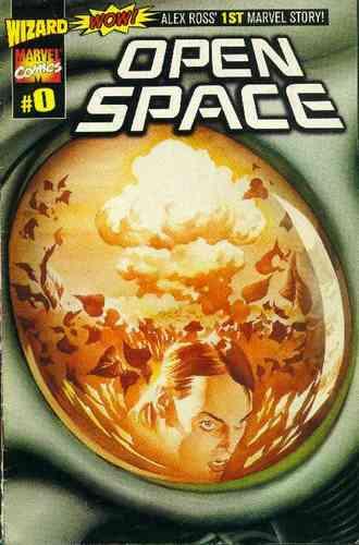 Open Space (em Ingles) Original