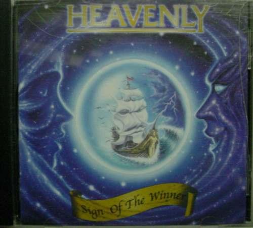 Cd   Heavenly  -  Sign Of Winner  -  B44 Original