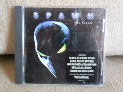 Cd Spawn - The Album Original