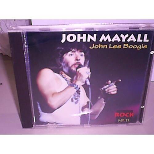 Cd   John Mayall    -   John Lee Boogie  -  94b17 Original