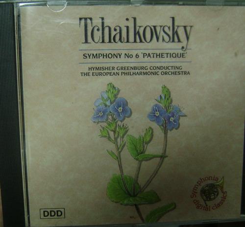 Cd  - Tchaikovsky - Patethique -  Importado Original