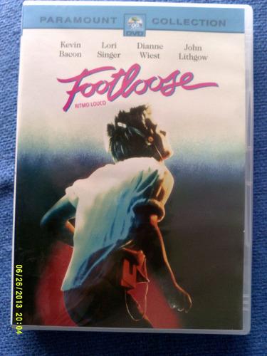 Footloose - Ritmo Louco - Dvd Novo - Original