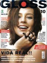 Gloss 10 * Paola Oliveira * Winehouse * Jude Law Original