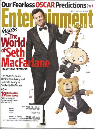 E. Weekly: Seth Mcfarland / Mariah Carey / Keith Urban Original